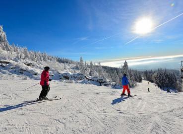 Wintersport – Schneebericht über Pisten und Loipen im Fichtelgebirge