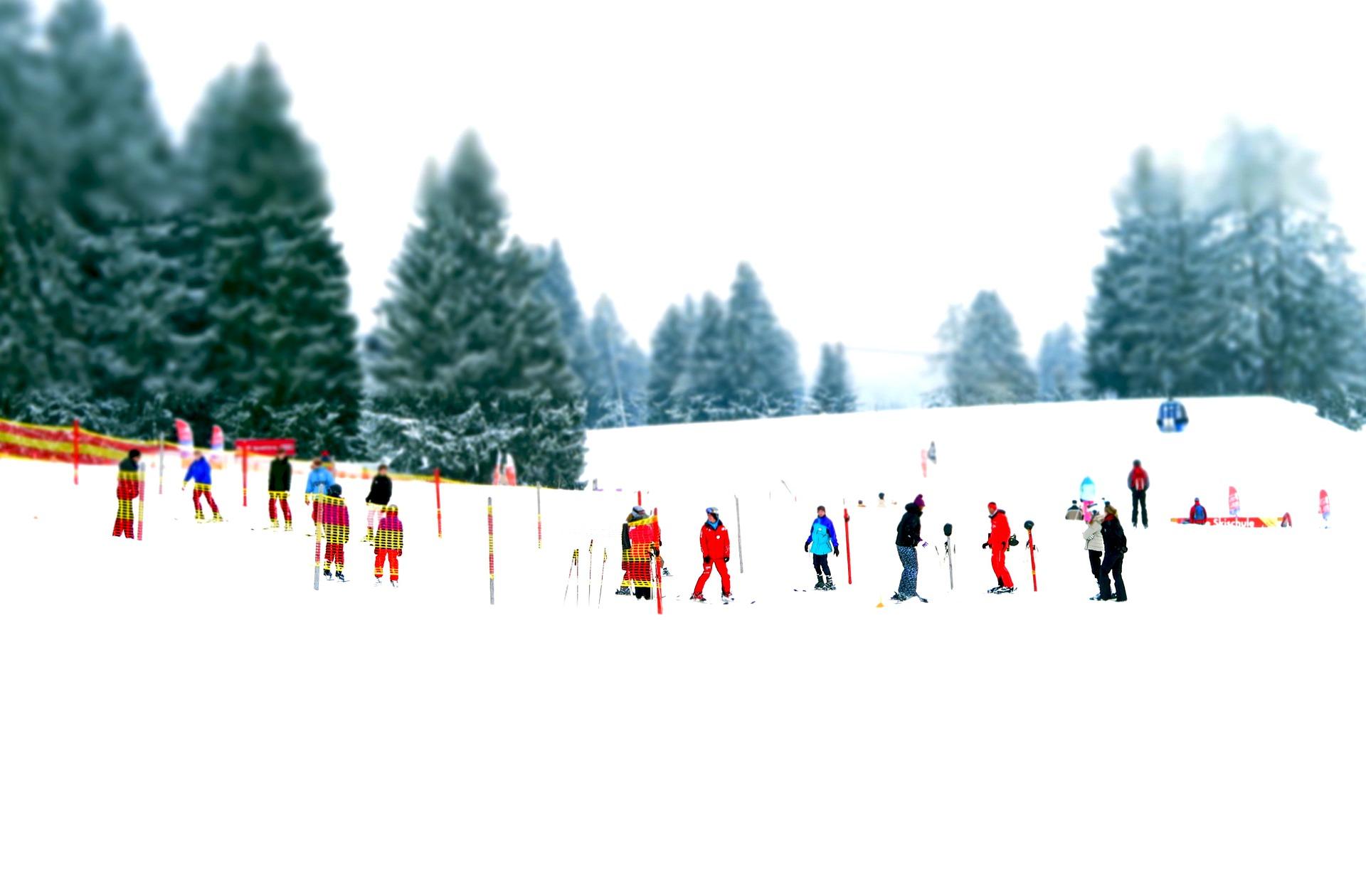Skischulen im Fichtelgebirge