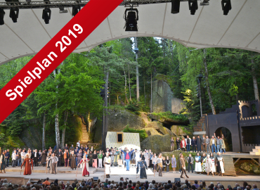 Luisenburg Festspiele Spielplan - Karten