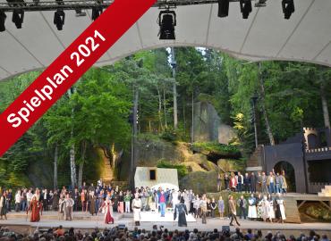 Luisenburg Festspiele 2021 Karten