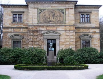 Museen - Richard-Wagner-Museum Bayreuth